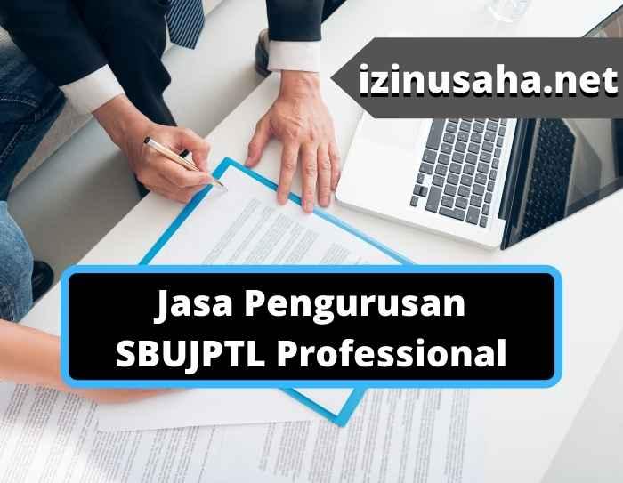 Jasa Pengurusan SBUJPTL Professional